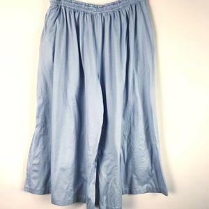 Ralph Lauren Blue Label Gaucho Pant Pockets